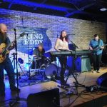 Kayla Williams Band playing live at King Eddy in Calgary